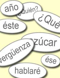 Accents In Spanish
