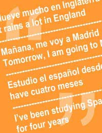The Present Tense In Spanish