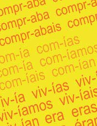 Spanish Language Learning Tenses Verbs